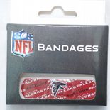 Atlanta Falcons Waterproof Plasters, 40 per box